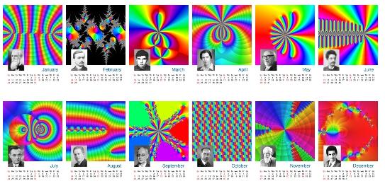Captura. Calendario funciones complejas