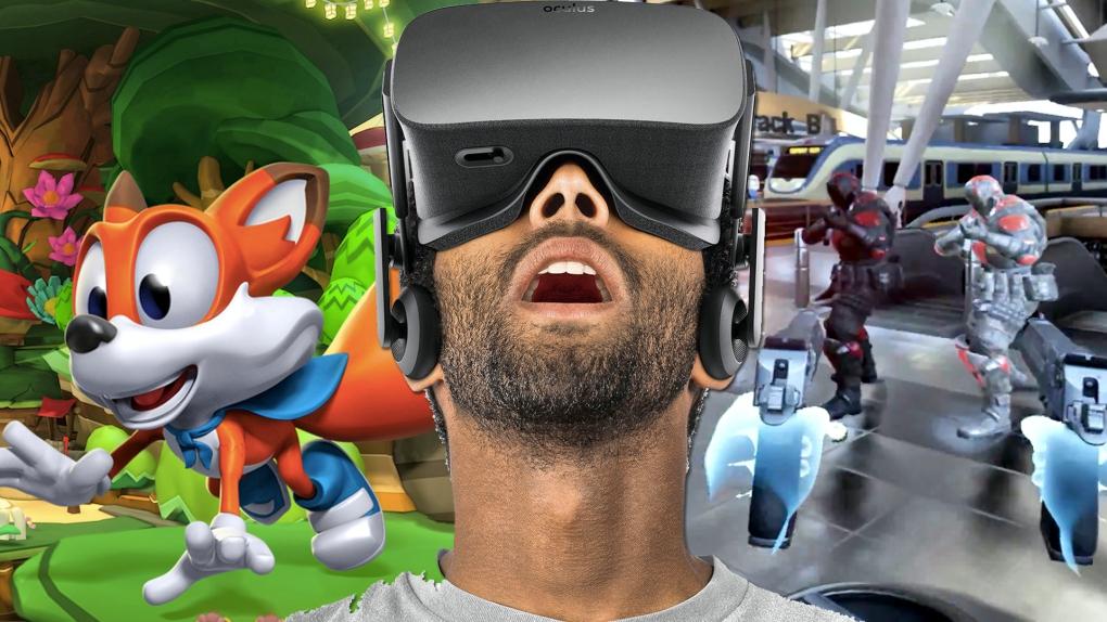 Conoce los 30 juegos con los que llegará Oculus Rift