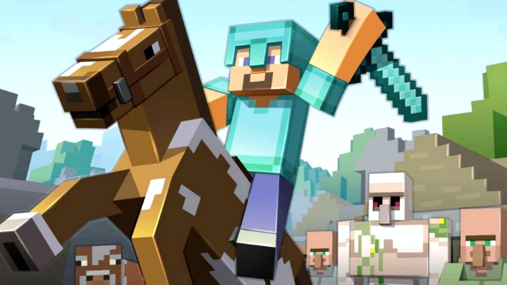 Microsoft utilizará Minecraft para experimentar la Inteligencia Artificial