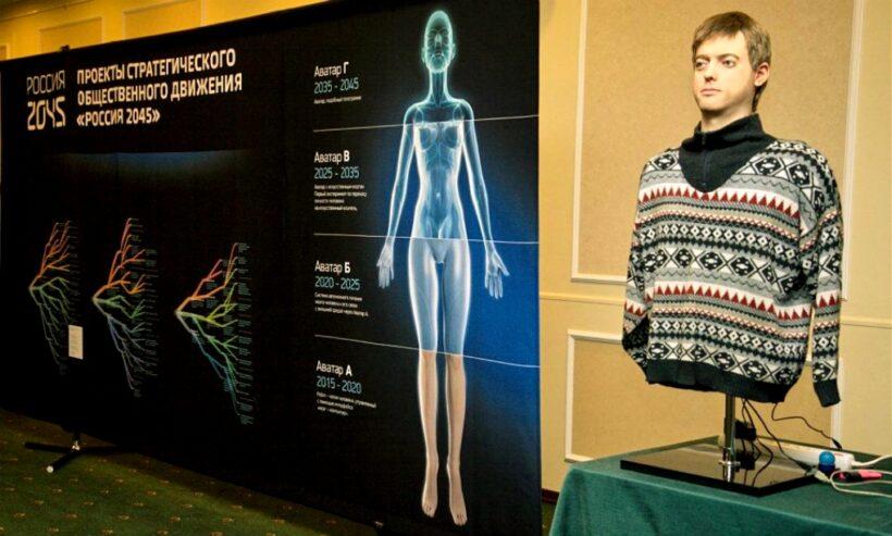 Multimillonario ruso quiere crear la inmortalidad cibernética