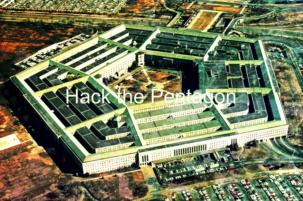 Se abre programa para Hackear el Pentágono