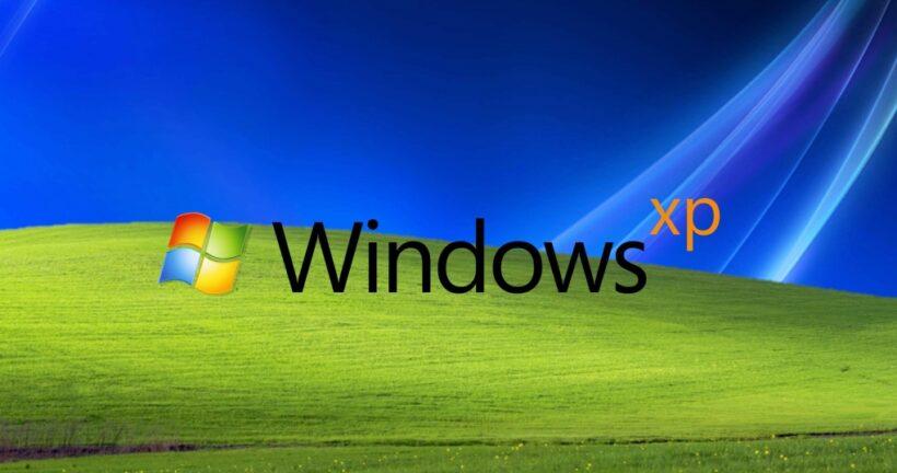 Windows XP sigue siendo el tercer OS más utilizado en el mundo