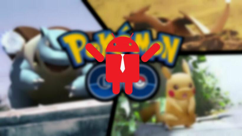 app Pokemon Go malware