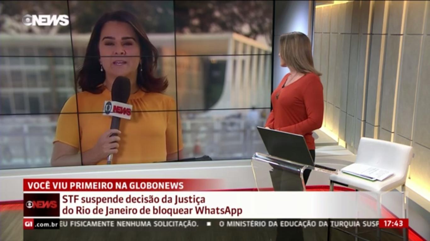 Vía- Globo News
