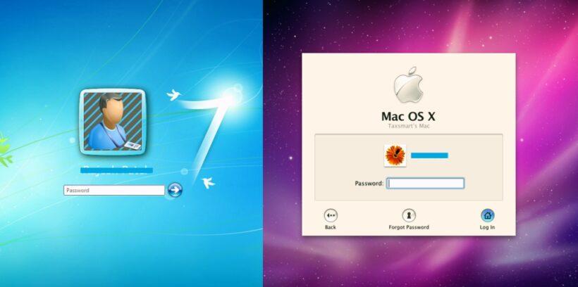 Hackear contraseña de sesión en Windows y Mac OS X