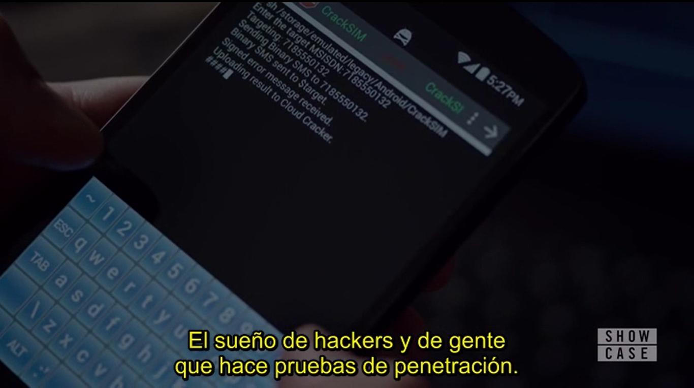 Sueño.Hacker.MrRobot