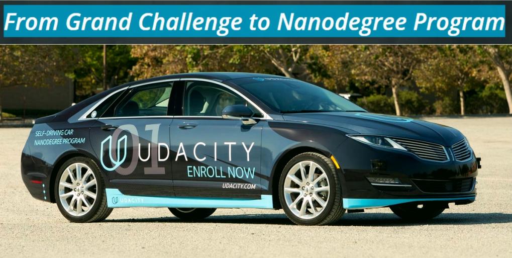 Udacity ofrece curso de Vehículos Autónomos
