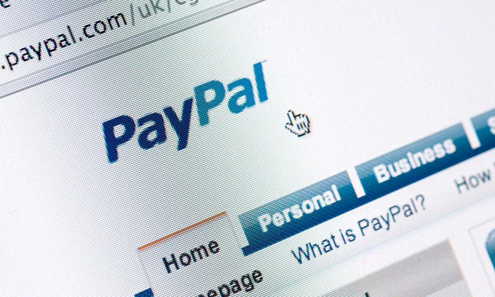 autenticación de 2 factores en Paypal