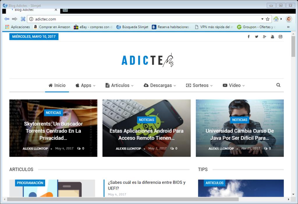 Slimjet-Browser-Web