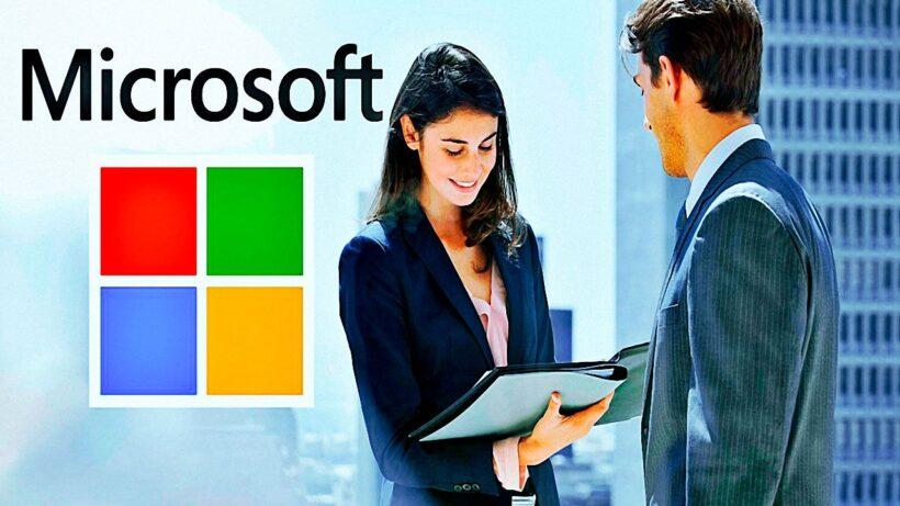 Encontrar Ofertas empleo Microsoft