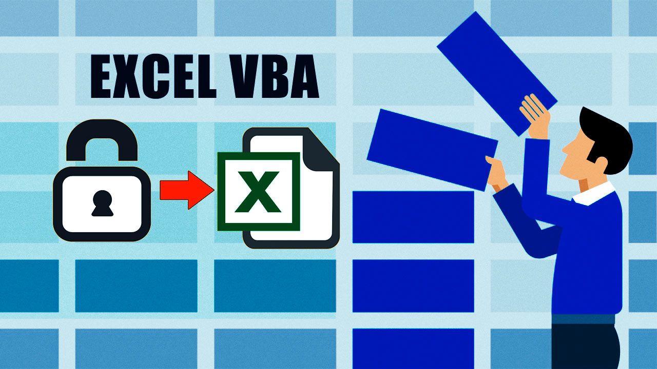 ▷ Cómo desbloquear contraseña de Proyecto VBA de Excel » Adictec
