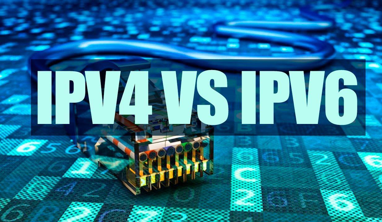 IPv4 vs IPv6 El Futuro