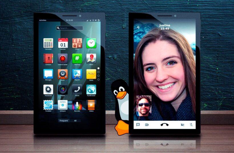 Purism Librem 5 Smartphone Linux