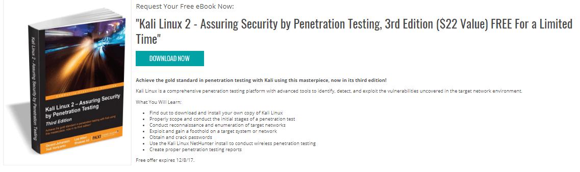 Download Kali Linux 2 PDF