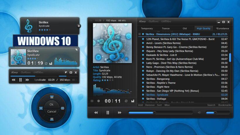 Reproductores de Audio para Windows 10