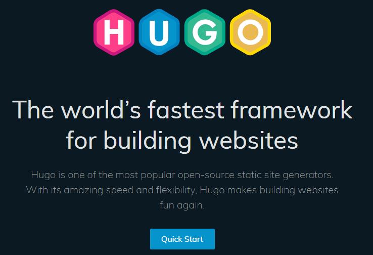 Sitio Web Estático con Hugo
