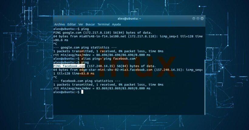Cómo crear y eliminar alias en Linux