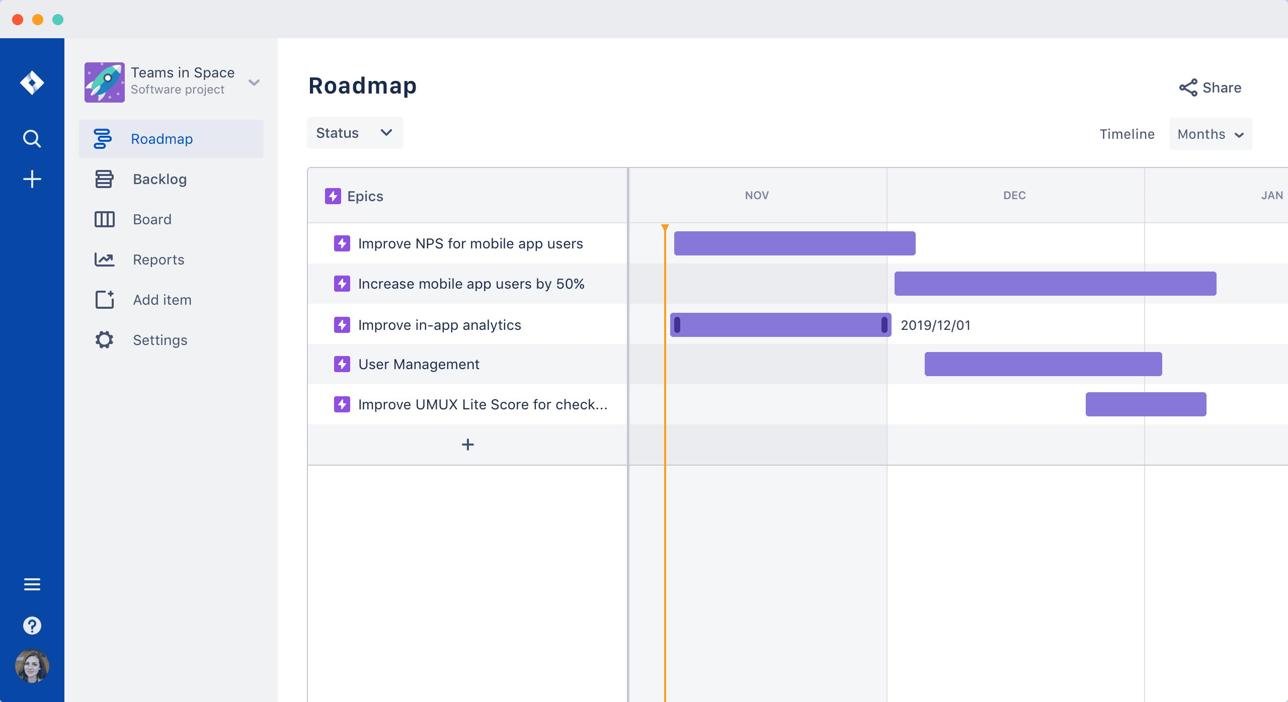 Jira para gestión de proyectos