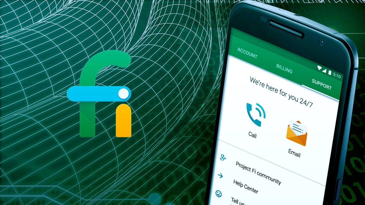 Todo sobre Google Fi Precios, Dispositivos