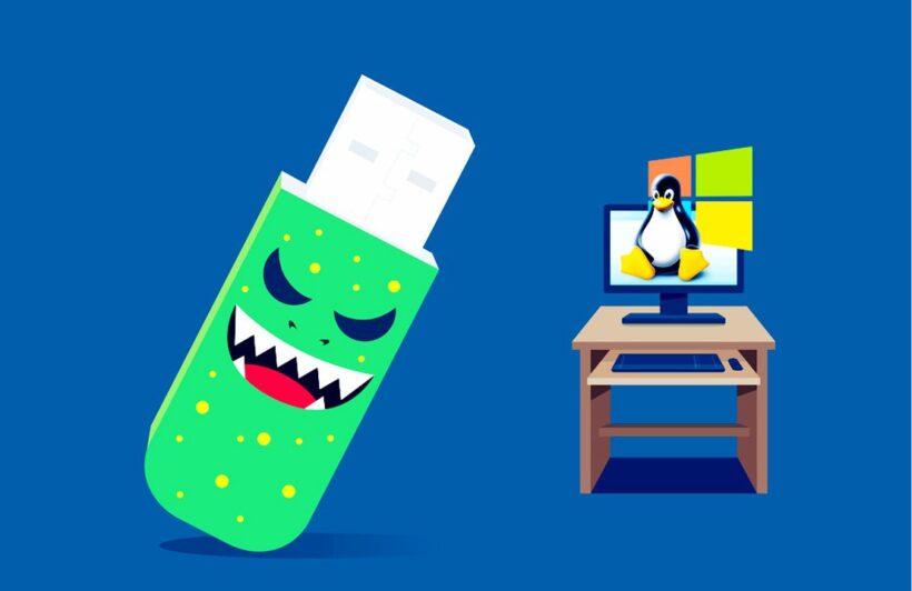 Cómo crear varios sistemas operativos en USB