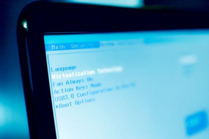 Resetear BIOS a configuración predeterminada