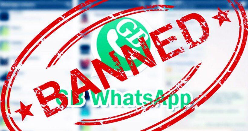 WhatsApp bloquea cuentas que utilizan GBWhatsApp