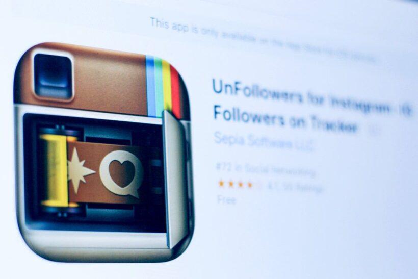 Apps para saber quién no me sigue en Instagram