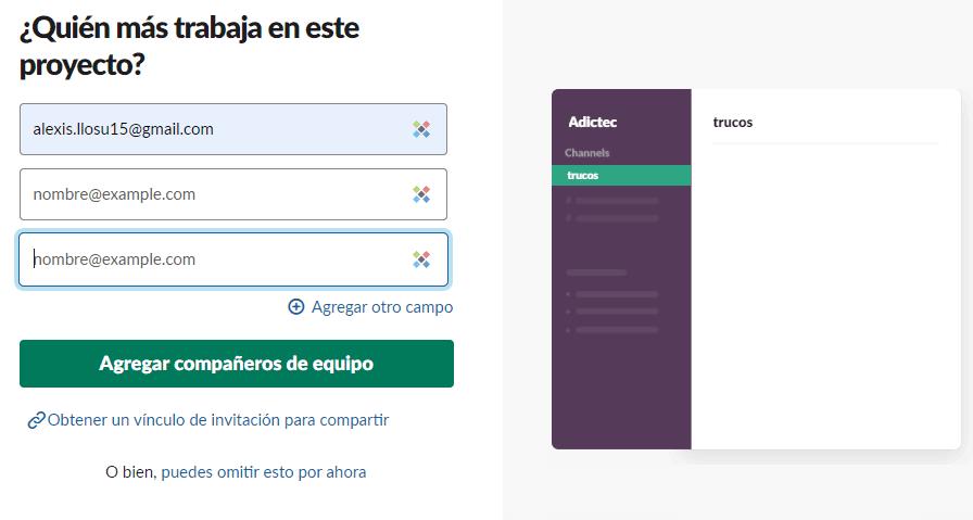 Cómo usar Slack
