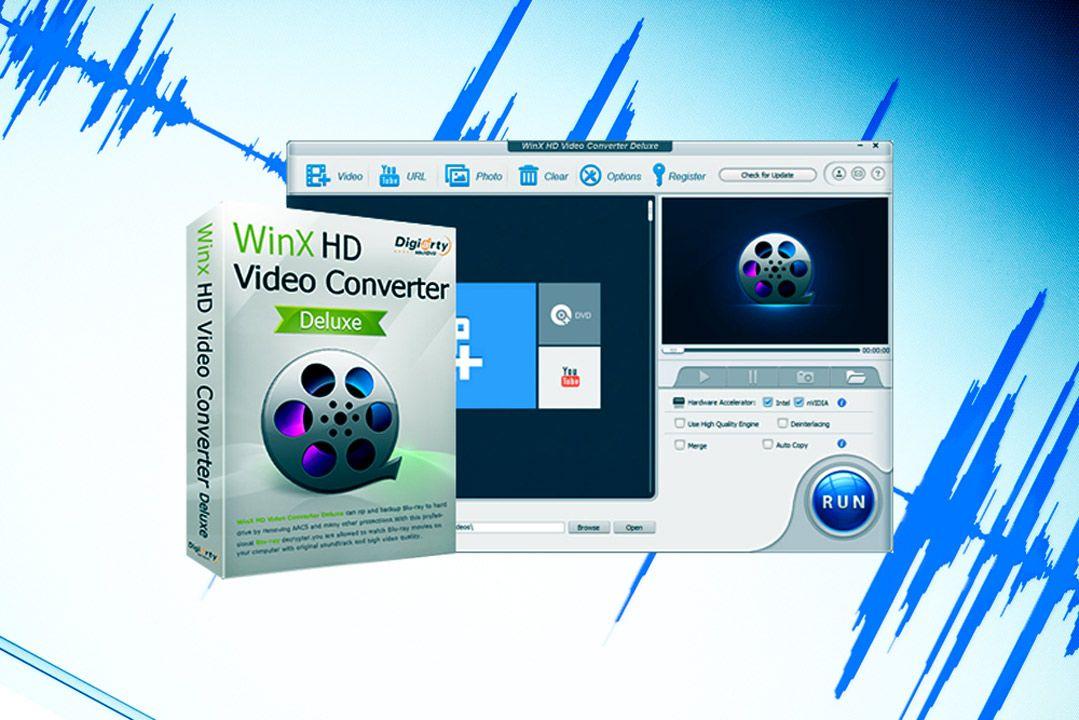 Convertir MKV a MP4 con WinX HD Video Converter Deluxe