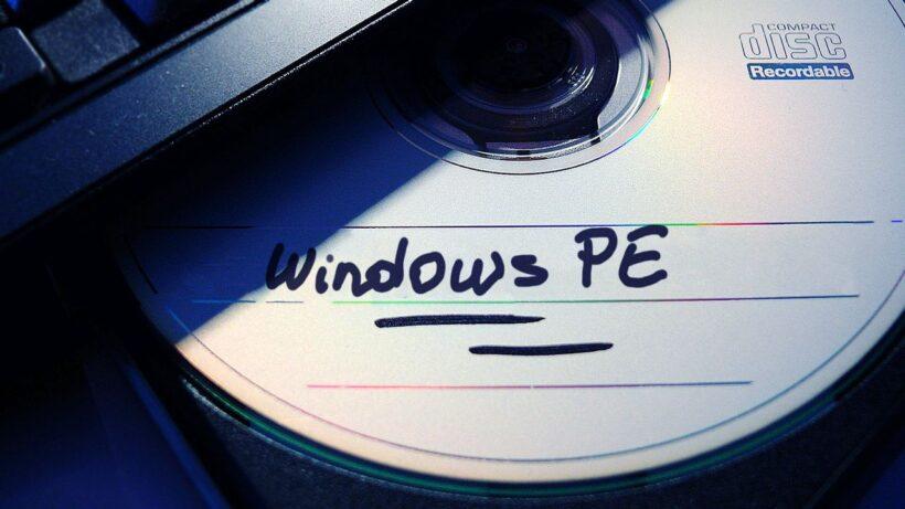 Crear tu propio disco de rescate Windows PE