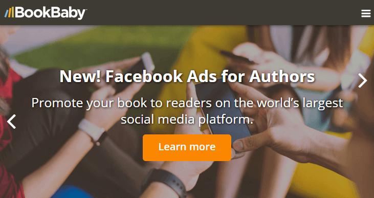 Promocionar y vender ebook con BookBaby