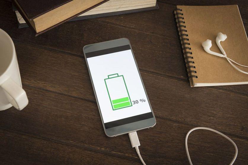 Cargar batería entre 20% y 80%