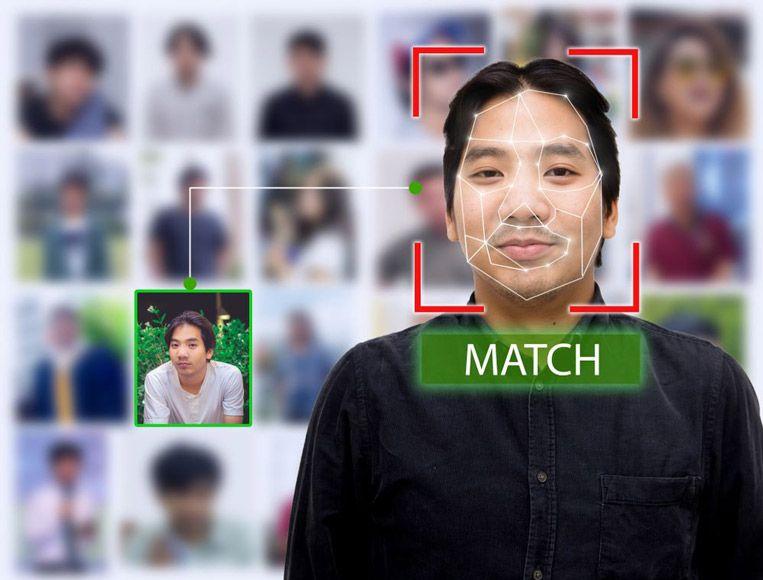 Identificación facial por base de datos
