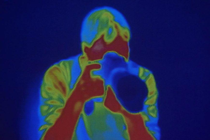 Imágenes térmicas y reconocimiento facial