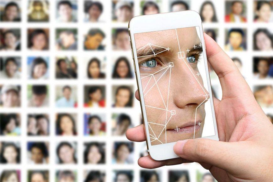 Reconocimiento facial se basa en imágenes 2D