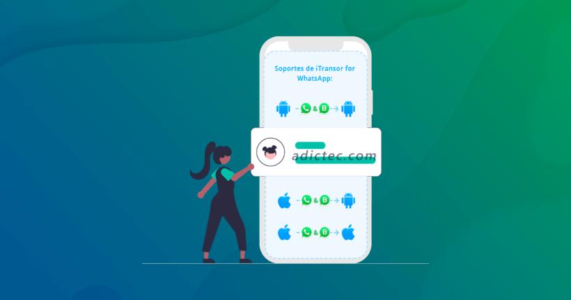 Transferir datos de WhatsApp de un Teléfono a Otro