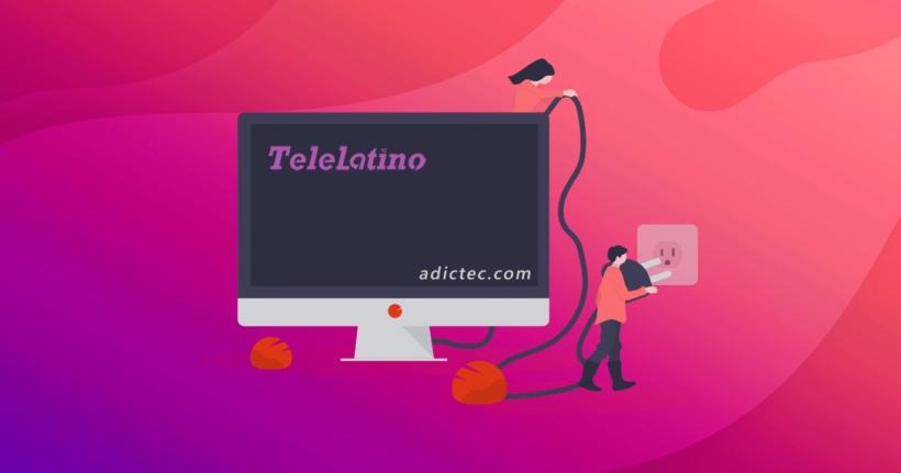 Tele Latino La Mejor IPTV Para Ver Película, Series